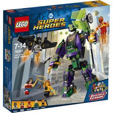 2018 Batman Lego 76097 Super Heroes Lex Luthor Wonder Woman