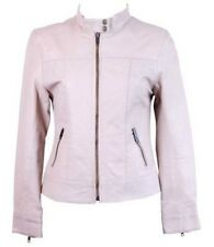 Ladies Slim Fit Leather Jacket Soft Lamb Leather Stylish Trendy Fashion Jacket