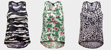 H&M Women's Scoop Neck Casual Vest Top, Strappy, Cami Tops & Shirts
