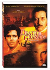 [DVD] Death In Granada / The Disappearance of Garcia Lorca (1996) *NEW
