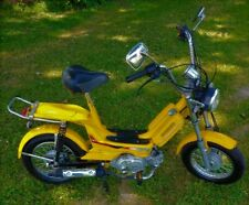 50 cc Gas Powered Moped Yellow Color Metro Rider Brand New Ships Assembled
