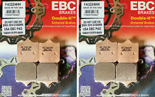 EBC HH SINTERED Front Brake Pads FULL SET Ducati 996R/998R/998S/999 - FA322/HH