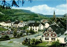 Alte Postkarte - Einruhr/Eifel am Rursee