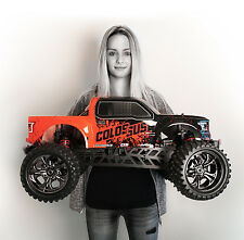 CEN 1/6 Colossus XT Mega Monster Truck CEG9519 4WD Brushless 40+MPH