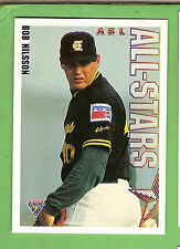 1995 AUSTRALIAN BASEBALL CARD #102  BOB  NILSSON, ALL-STARS
