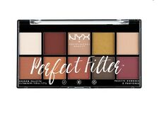 NEW NYX Rustic Antique Perfect Filter Shadow Palette 0.6 oz - FAST SHIPPING
