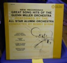 GLENN MILLER ORCHESTRA GREAT SONG HITS CONDUCTED BY: BOBBY BYRNE LP GA33-381