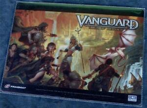 "Ideazon Vanguard: Saga of Heroes FragMat Gaming Mousepad - NEW - 11.88"" x 8.75"""