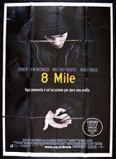 M170 MANIFESTO 4F 8 MILE EMINEM KIM BASINGER BRITTANY MURPHY SCOTT SILVER HANSON
