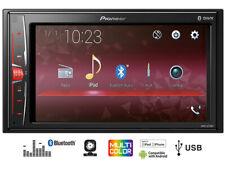 "Pioneer MVH-A210BT Doppel-DIN Moniceiver USB Bluetooth iPhone 6,2""/15,75cm TFT"