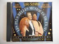 LALO SCHIFRIN : 100 ANS DE CINEMA avec orch. de Marseille - CD COLLECTOR DE RTL