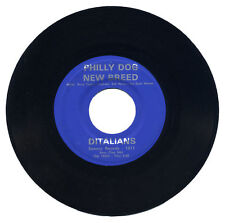 """DITALIANS  """"PHILLY DOG NEW BREED""""    NORTHERN SOUL      LISTEN!"""