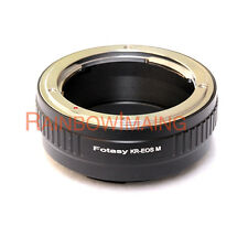 Konica Hexanon AR Lens to CANON EOS M EF-M Mirrorless Camera M M2 M3 M10 Adapter