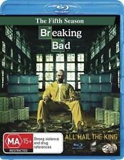 Breaking Bad : Season 5 : NEW Blu-Ray