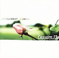 CESIUM: 137 - INTELLIGENT DESIGN (NEW CD)