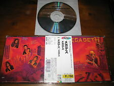 Megadeth / Peace Sells... But Who's Buying? JAPAN TOCP-3027 *A