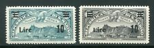 1942 San Marino Posta Aerea 2 val. sovrastampati nuovi MNH ** perfetti