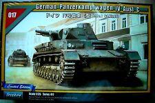 Tristar 1/35 German Panzerkampfwagen IV Ausf C