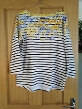 Womens harbour top size 14 *Nearly New*