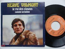 Hervé Valmont  – Le Roi Des Clowns    RCA Victor – PB 8023 ***
