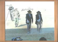 CSM Basil Plumley Ia Drang Vietnam Autographed 8x10 Picture L Z X-RAY Autograph