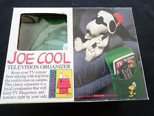 "SNOOPY as ""Joe Cool"" TV remore holder for any arm chair"