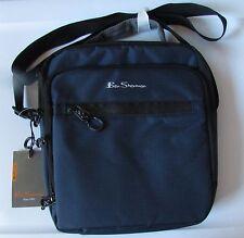 Ben Sherman Navy Blue Cross-body Tablet Bag NWT 130007