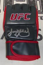 Jamilette Gaxiola Signed UFC Glove PSA/DNA COA Autograph 180 Mexico Octagon Girl