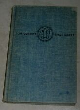 Tom Corbett Space Cadet Danger in Deep Space 1953 Hardcover Carey Rockwell