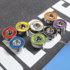 8pcs Abec-11 608Zb Skateboard Bearing High Speed Skate Longboard Colorful Set
