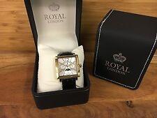 Royal London Moonphase Unisex Watch on  Bracelet  21165-02  RRP £89.99