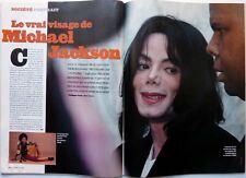 Mag 2005: Reportage 4 pages MICHAEL JACKSON_LA PAPOUASIE_GUIDE PLACEMENTS