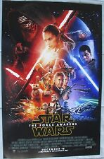 DAISY RIDLEY SIGNED 11x17 PHOTO DC/COA STAR WARS THE FORCE AWAKENS EPISODE VII 7