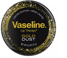 Vaseline Lip Therapy~LIMITED EDITION TIN~Gold Dust Shimmering Lips