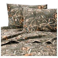 Realtree® Max 4 HD Advantage Camouflage Queen Sheet Set 4 piece Percale Hunting