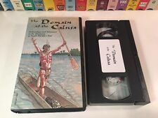* The Domain Of The Calusa VHS 1995 Florida Native American History Documentary