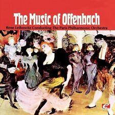 Music Of Offenbach - Rene Conducting The Paris Philharmoni (2013, CD NIEUW) CD-R