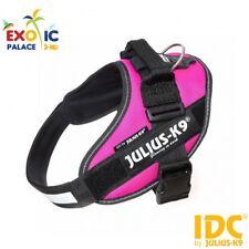 Julius-k9 Pettorina IDC Rosa scuro Taglia 0