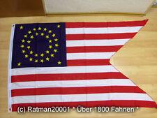 Fahne Flagge USA Cavaley Guidon - 90 x 150 cm
