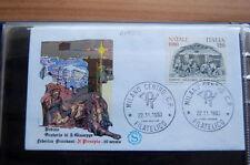 FDC ITALIA REPUBBLICA ANNO 1980 (A19750)