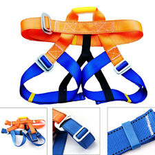 Climb Harness Seat Belts Safety Rock Climbing Rappelling Equipment Speed Kit