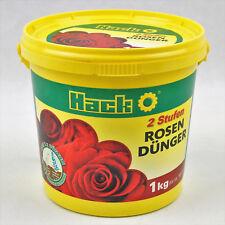 Hack Engrais pour rose NPK (MG) 14+10+14 2), 1 kg longue durée 623604