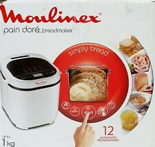 Moulinex Pain Doré OW210130 - Brotbackmaschine