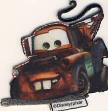 CARS - Hook Mater - Disney - Aufnäher Aufbügler Bügelbild Patch - Neu #9109