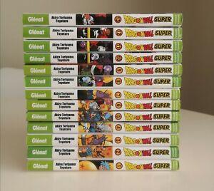 Manga Dragon Ball Super Collection Complète Du Tome 1 à 13
