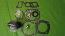 277 Rotax Aircraft Engine Piston Top End Rebuild Kit O/S W bearings & Gaskets