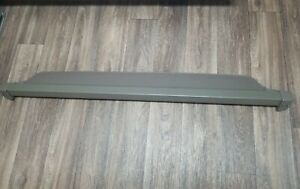 Nissan Pathfinder/Infiniti QX4 Cargo Shade 96-04 Privacy Cover tan brown OEM
