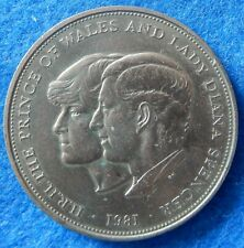 Prince Charles & Lady Diana coin