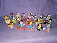 Walt Disney's Duck Universe Toy Cake Toppers PVC Figurine Applause Lot of 18