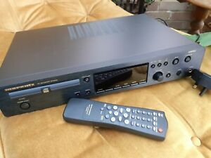 Marantz CD Recorder DR6000/N1B with Remote
